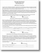 HIPPA Consent Form