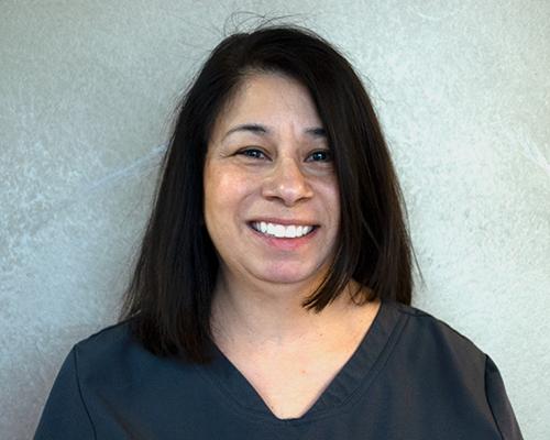 Dentist's Assistant Paula Serrano